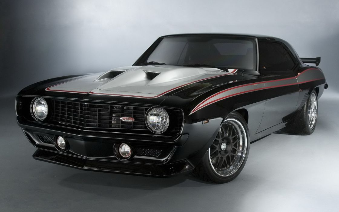 Cars muscle cars chevrolet camaro wallpaper