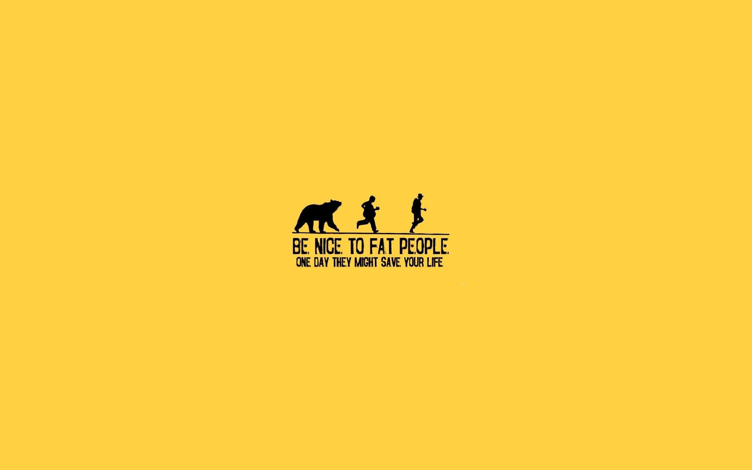 Tumblr Quotes Wallpaper Yellow – Air Media Design