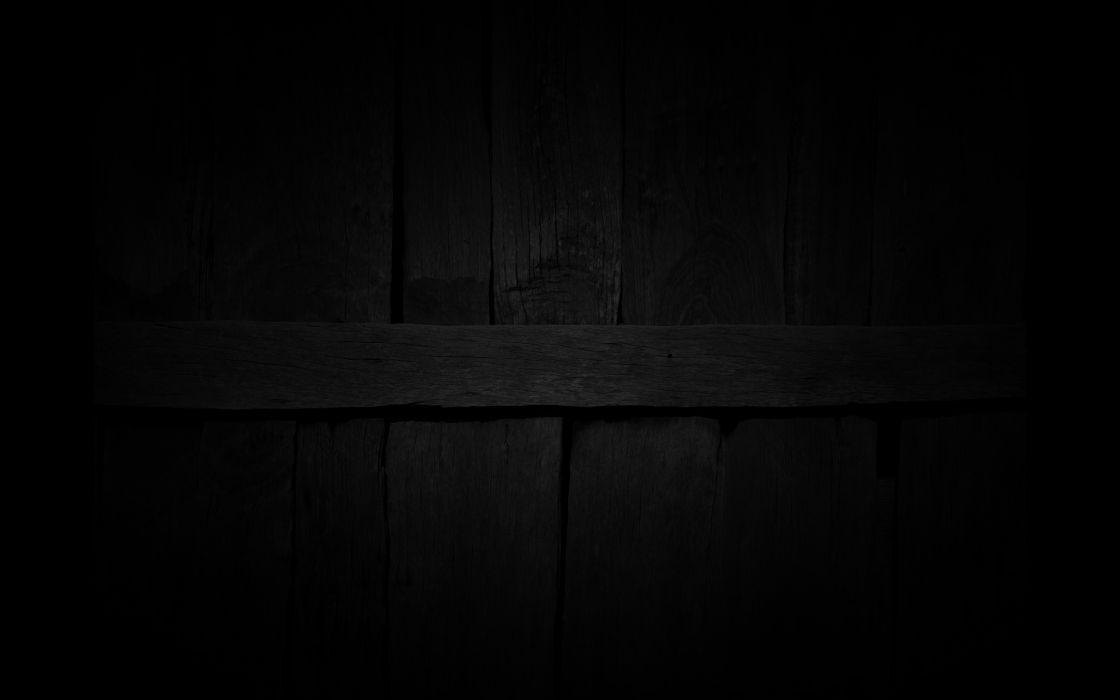 Dark textures wood panels wallpaper