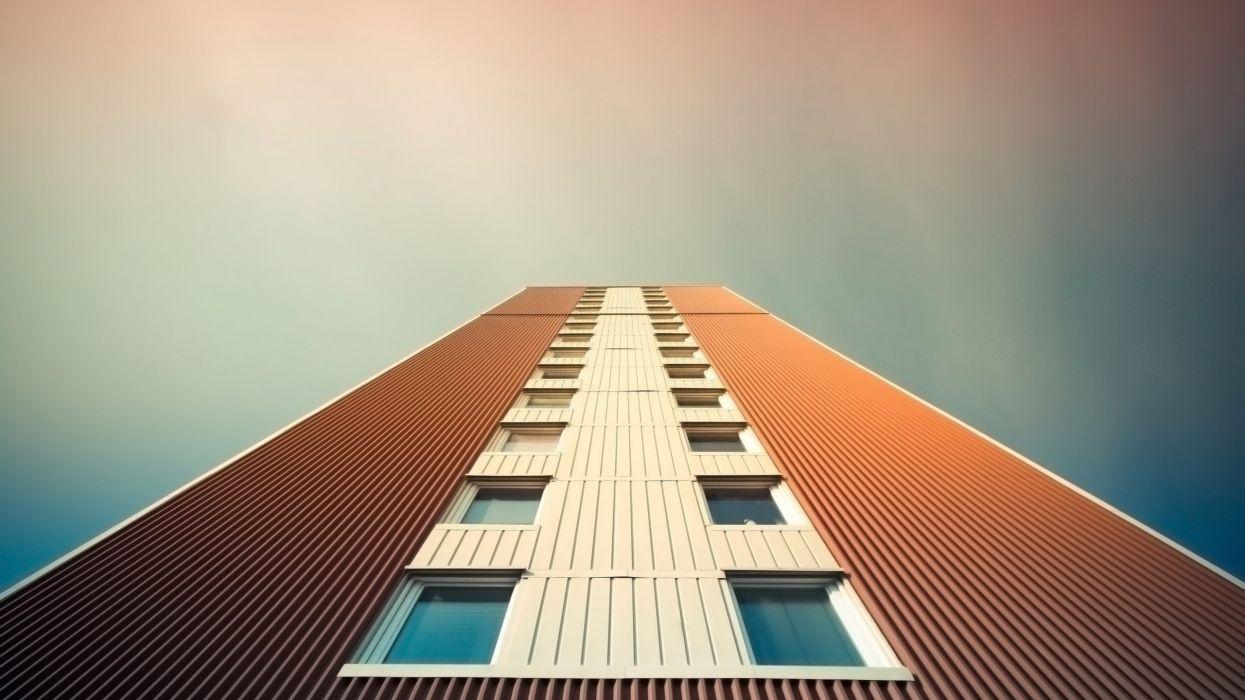 Buildings wallpaper