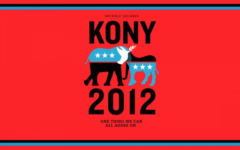 Kony invisible children joseph kony kony 2012 wallpaper