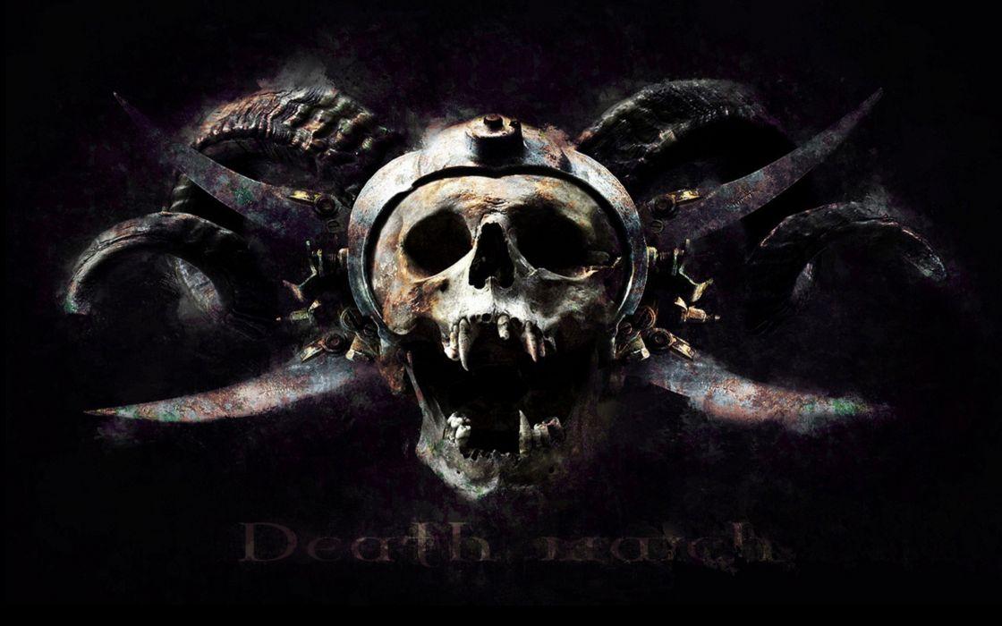 Skulls metal music metalcamp wallpaper