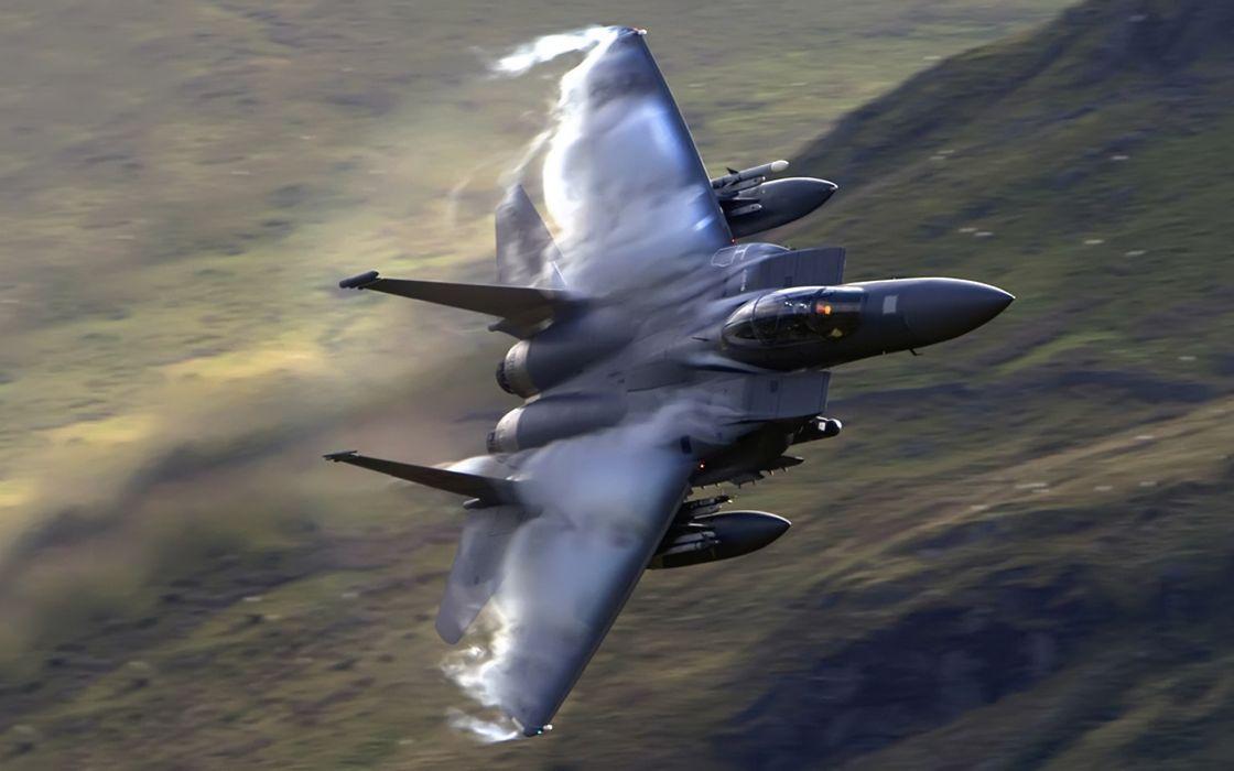 Aircraft fighter jet wallpaper