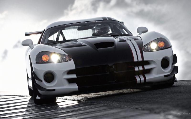 Cars viper dodge vehicles american cars wallpaper