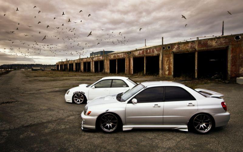 Cars subaru wrx wallpaper