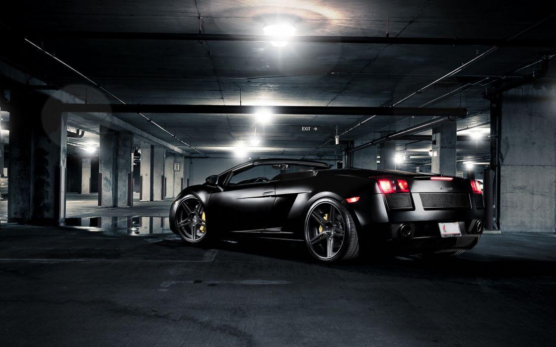 Black cars lamborghini wheels lamborghini gallardo wallpaper