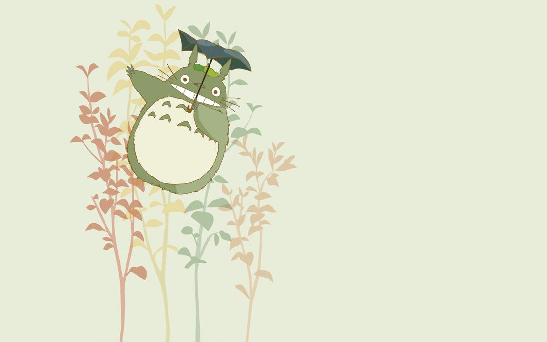 Hayao miyazaki totoro my neighbour totoro wallpaper