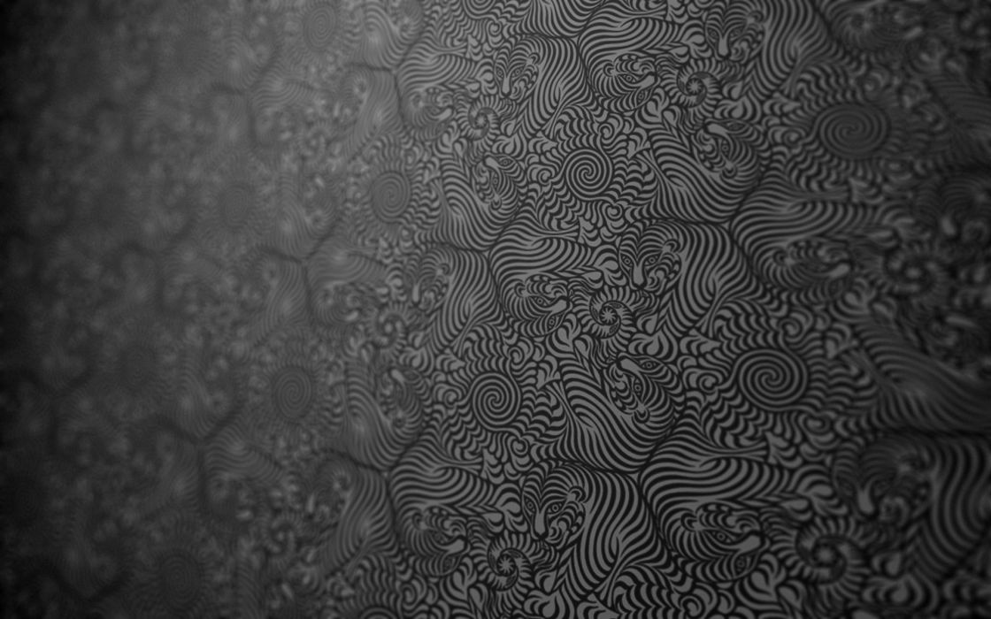 Tigers patterns focus wallpaper