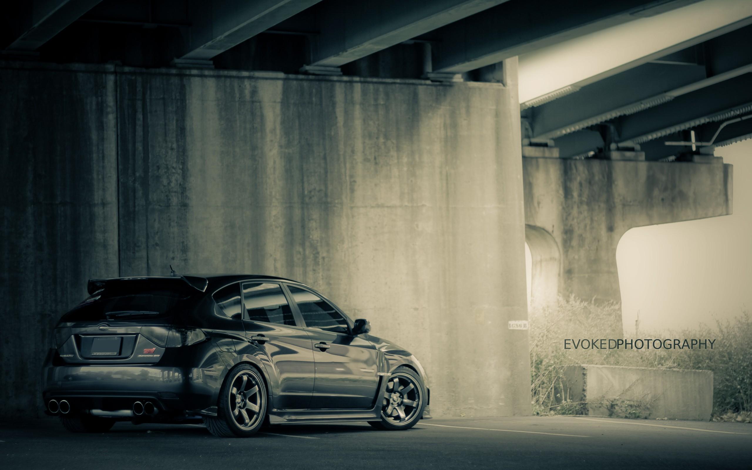 Cars vehicles subaru impreza wrx wallpaper  2560x1600  9259