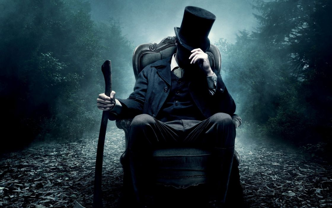 Movies abraham lincoln mist vampires presidents presidents of the united states axe mysterious  vampire hunter top hat abraham lincoln vampire hunter benjamin walker wallpaper