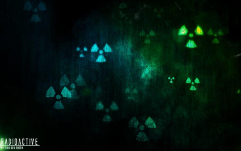 Light green abstract fantasy video games blue minimalistic dark bombs starcraft rock grunge metal signs smoke future mass effect call of duty modern warfare radioactive sound bokeh concrete science ficti wallpaper