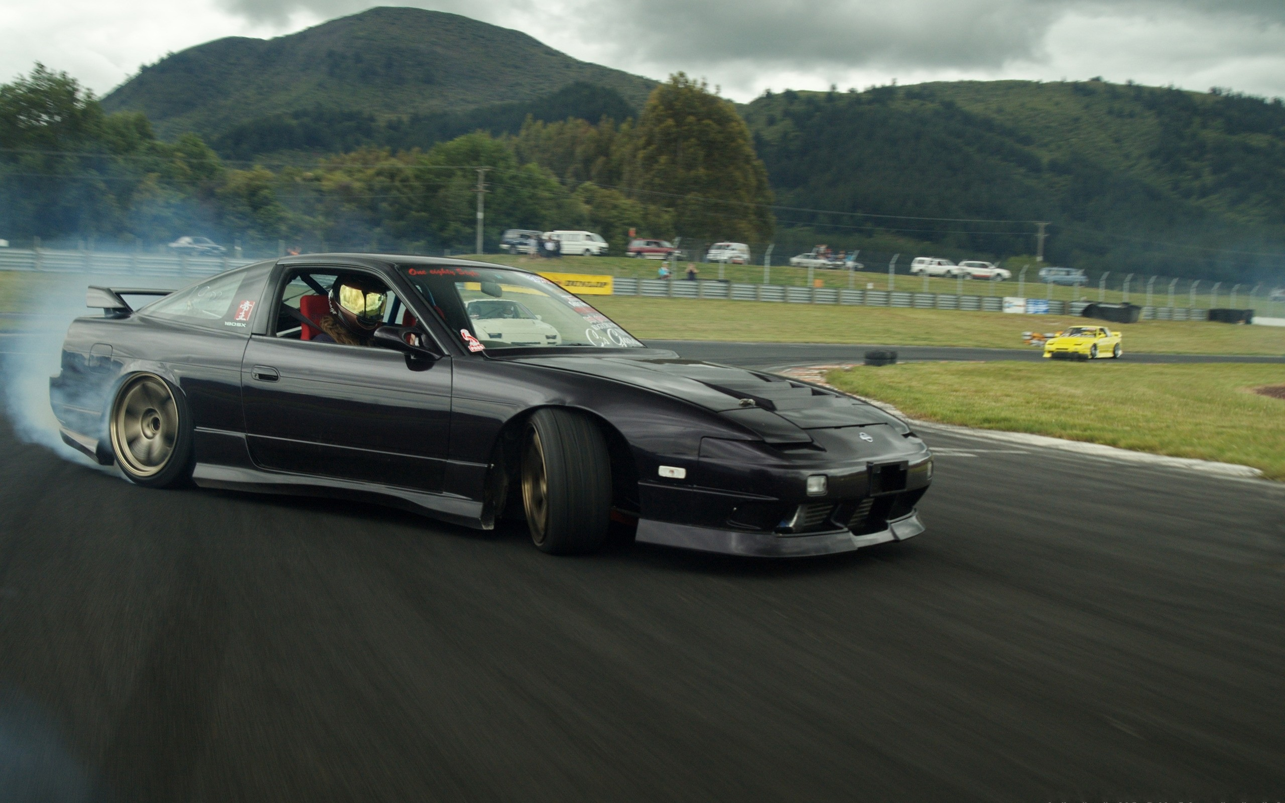 Drifting cars nissan nissan 180sx wallpaper backgroundDrifting Cars Wallpaper