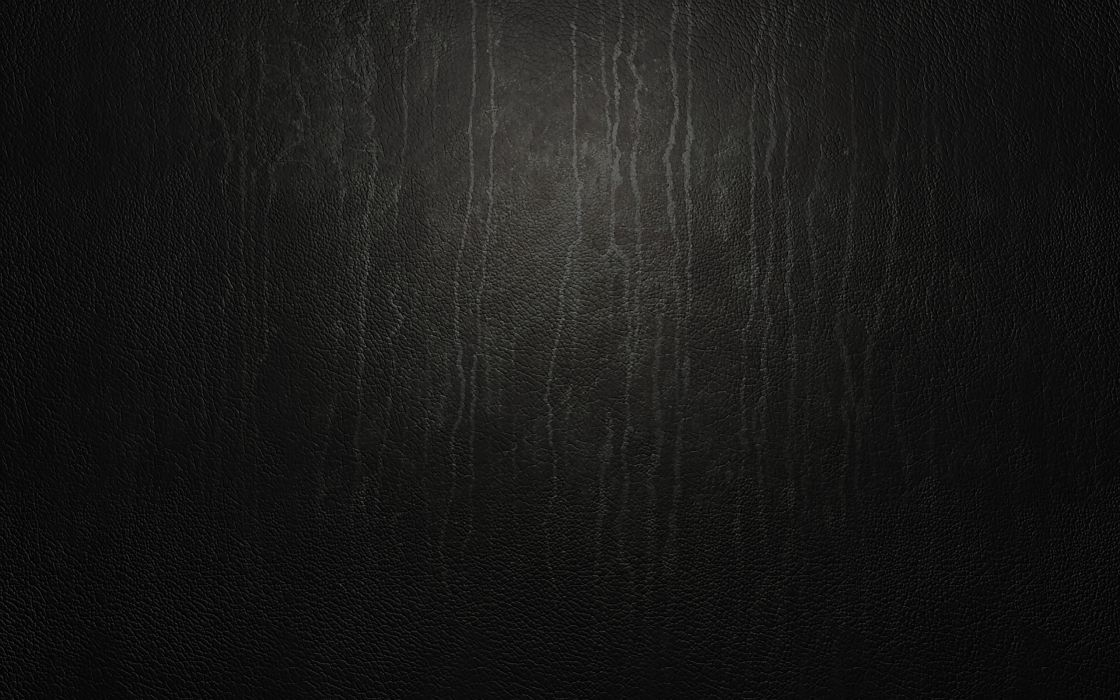 Leather black dark textures wallpaper