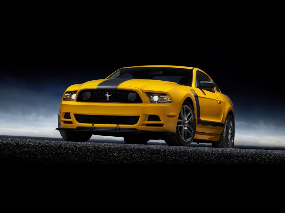 Cars vehicles ford mustang ford mustang boss  wallpaper