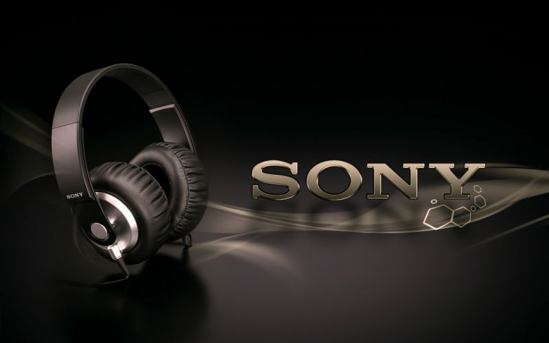 Headphones bass sony wallpaper