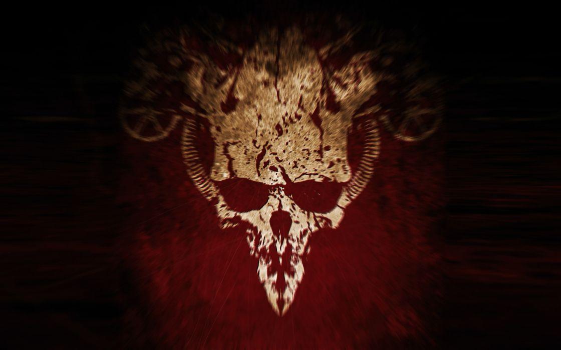 Skulls wallpaper