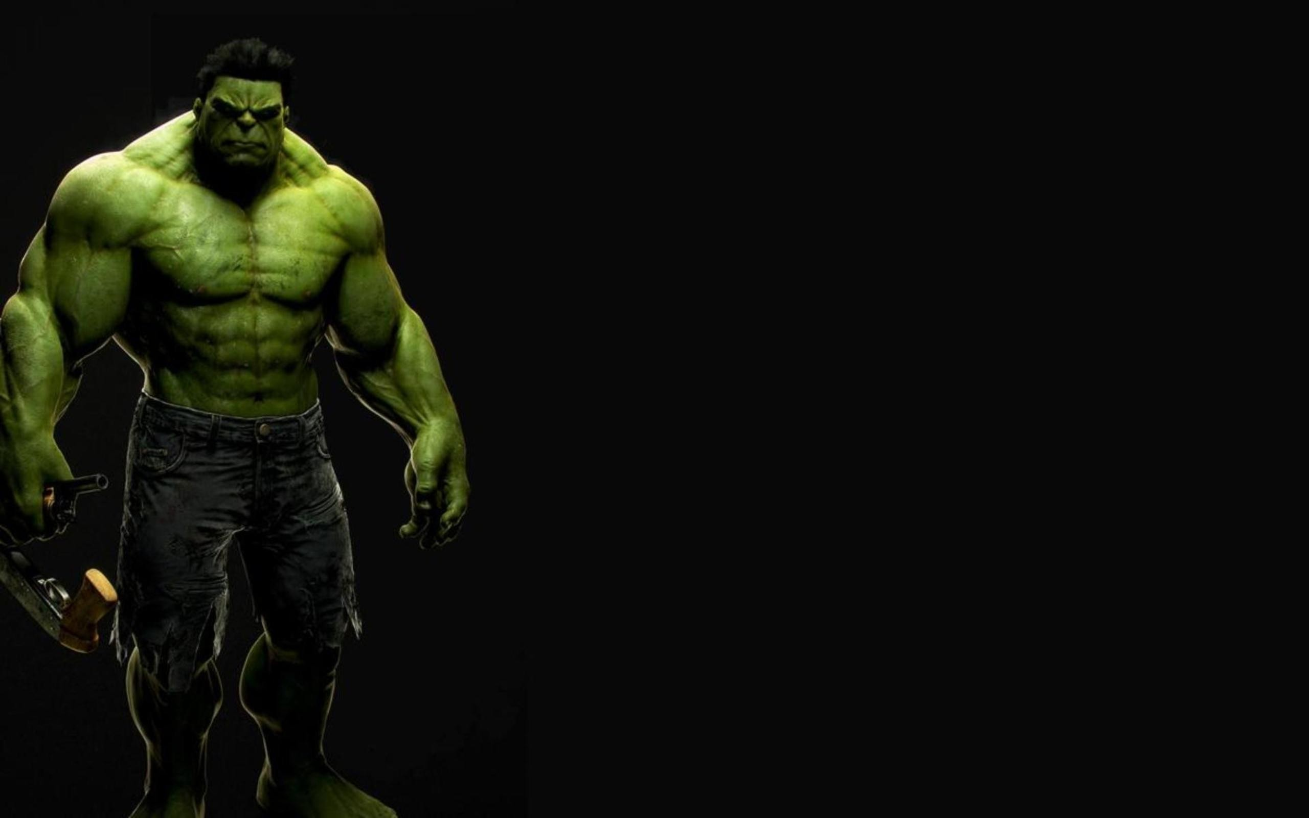 Green beast marvel comics the avengers movie black background hulk