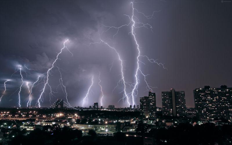 Lightning lightning bolts wallpaper