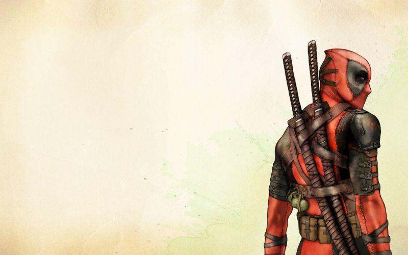 Comics deadpool wade wilson marvel wallpaper