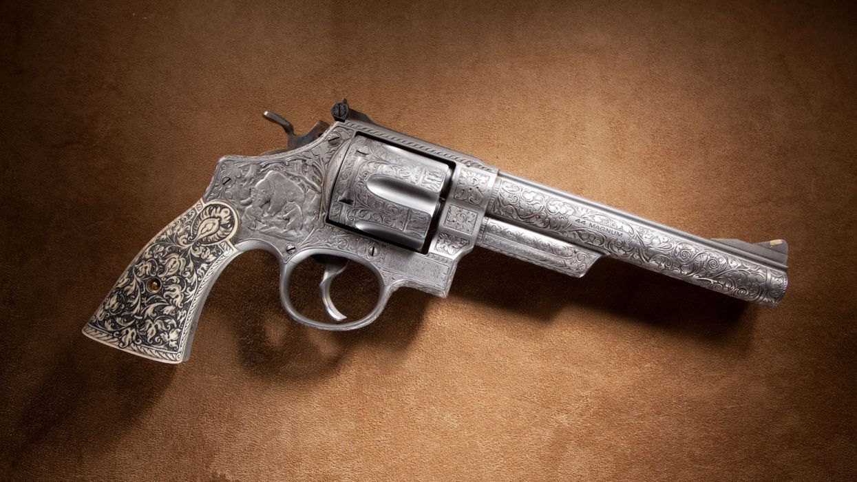 Pistols guns revolvers smith and wesson wallpaper