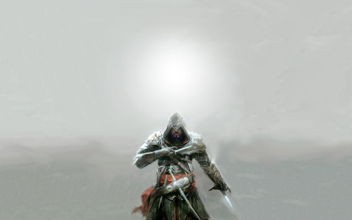 Ezio assassins creed revelations wallpaper