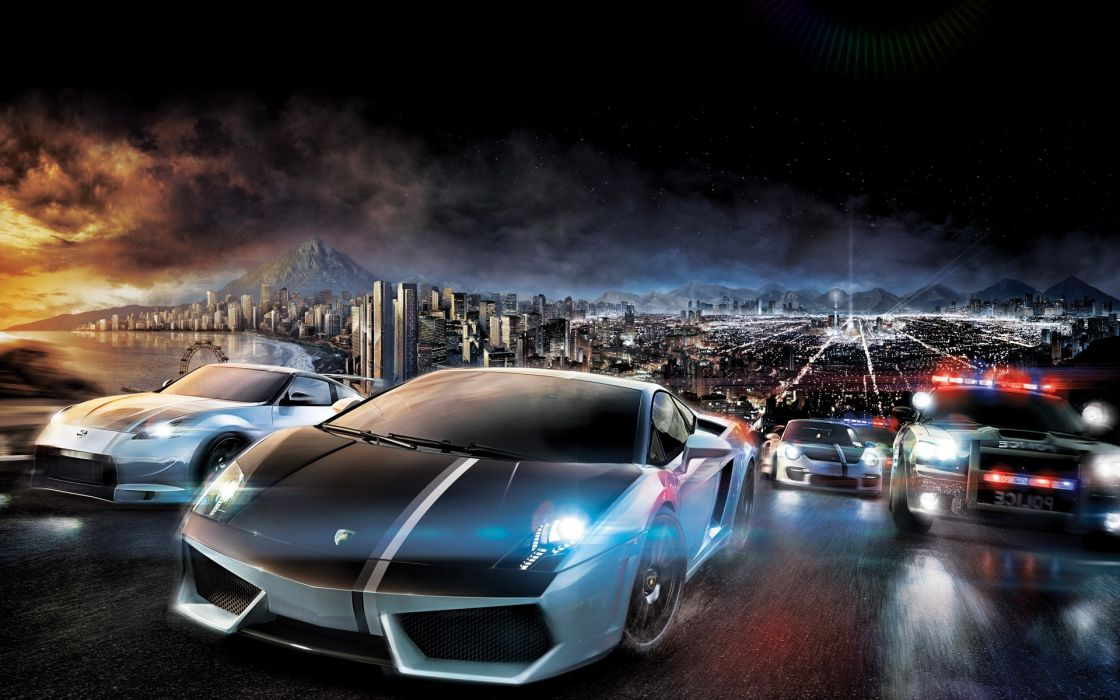 Video games cars need for speed games wallpaper