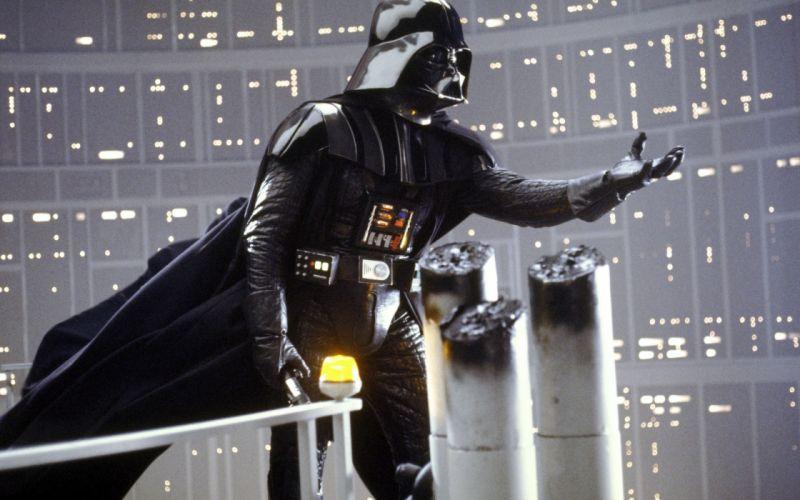 Star wars darth vader star wars the empire strikes back wallpaper