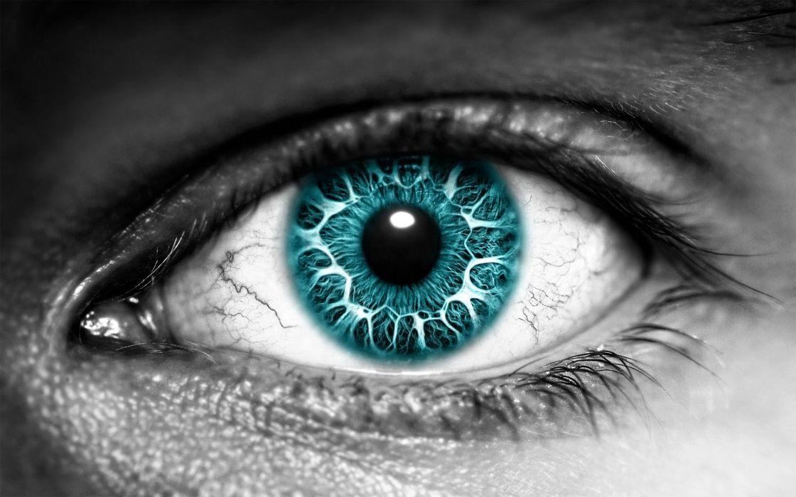 Amazing Eye wallpaper