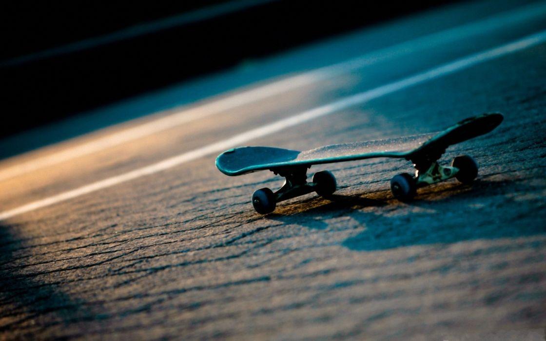 Skateboards wallpaper