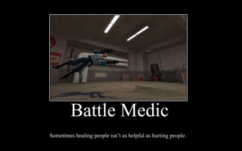 Medic tf team fortress wallpaper