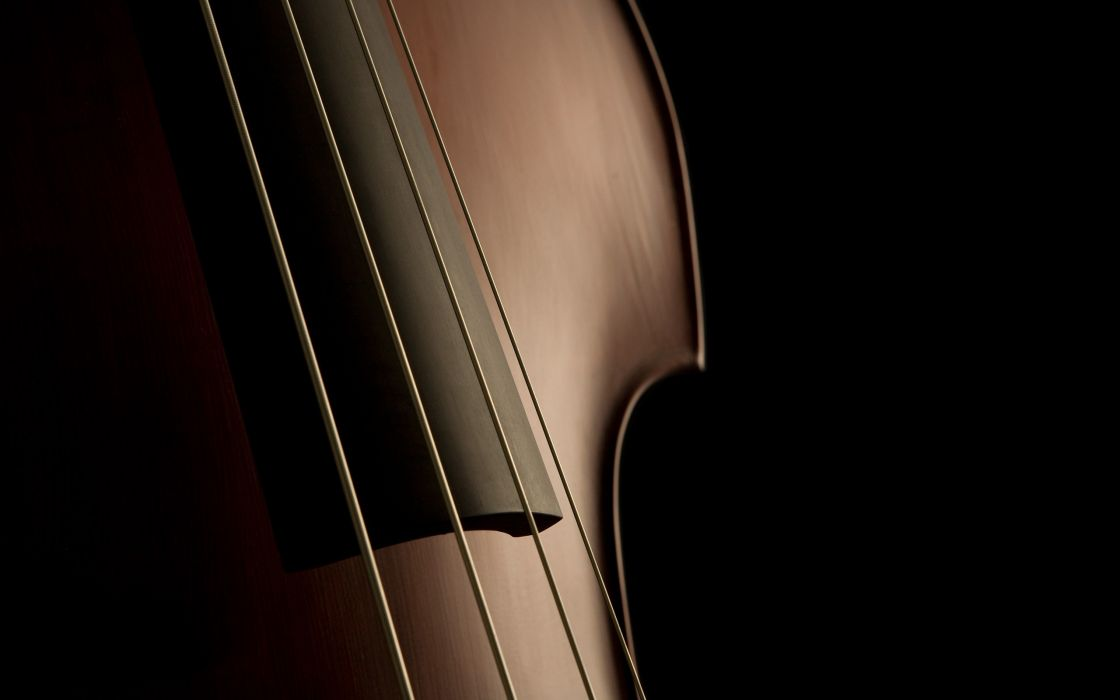 Violins cello wallpaper