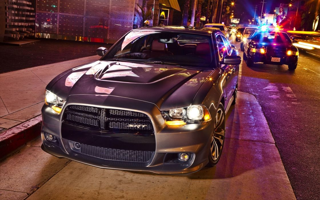 Cars dodge charger wallpaper
