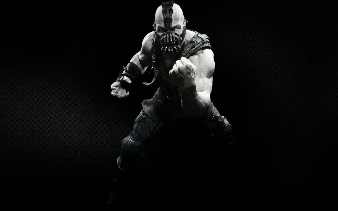 Batman superheroes bane batman the dark knight rises wallpaper