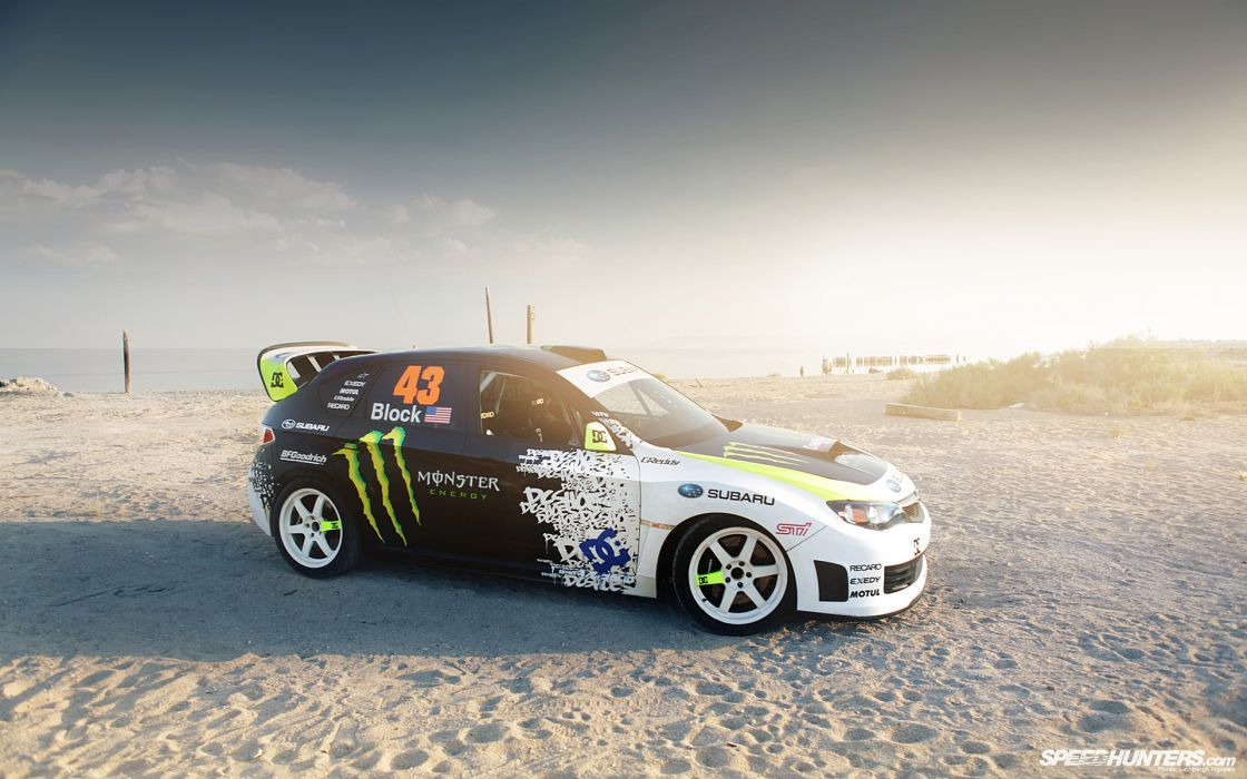 Cars subaru ken block vehicles subaru impreza wallpaper