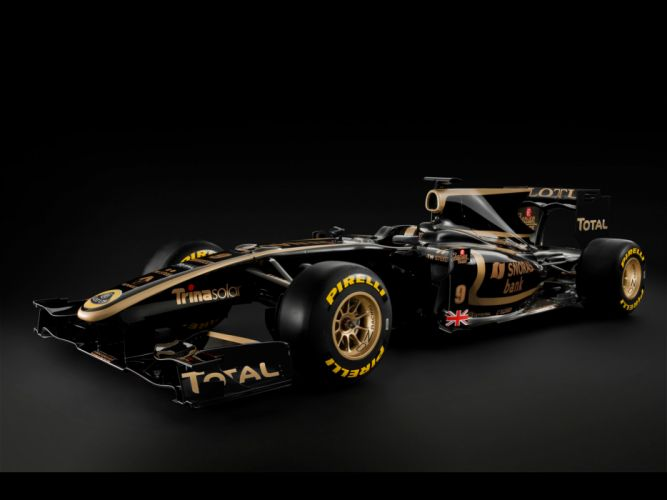 Lotus renault gp wallpaper