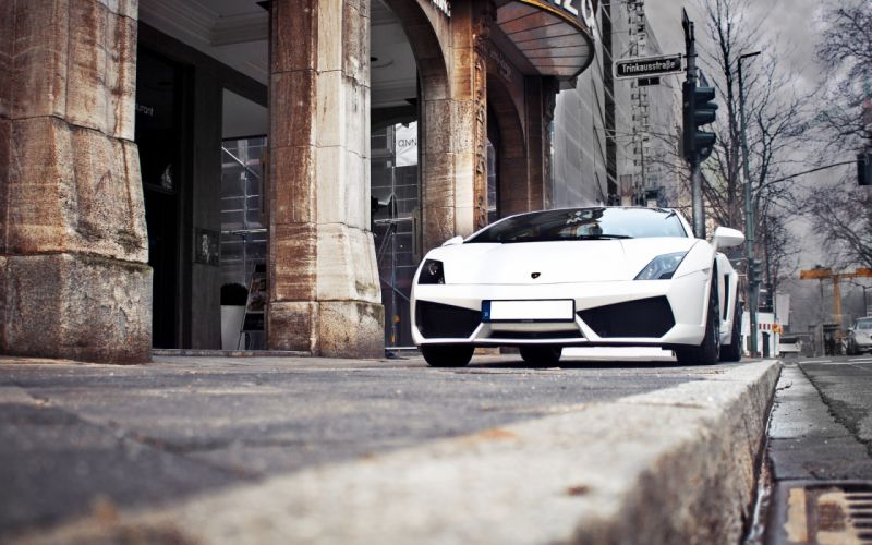 Cars lamborghini gallardo lp wallpaper