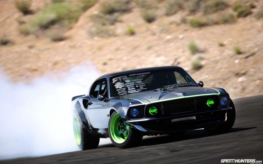 Cars vehicles ford mustang racing wallpaper