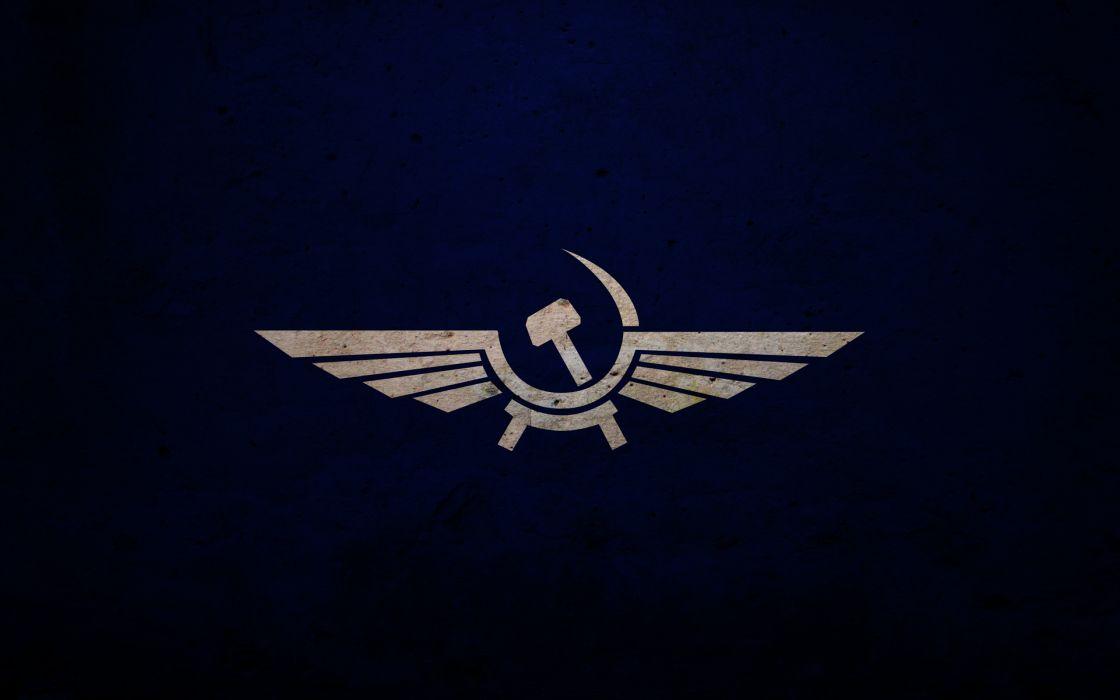 Russia logos wallpaper