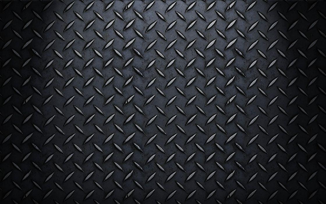 Steel textures artwork wallpaper