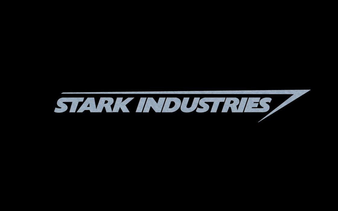 Iron man stark industries wallpaper