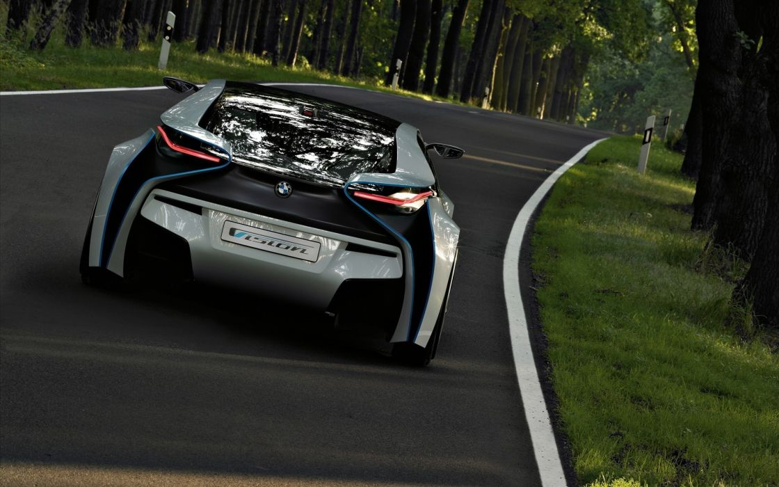 Bmw cars prototypes vehicles concept cars bmw vision wallpaper