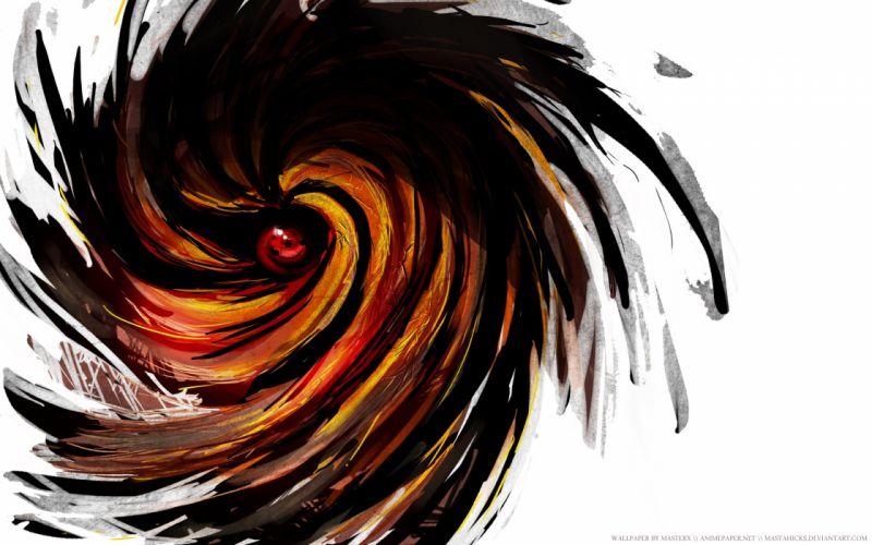 Naruto shippuden sharingan masks swirls tobi uchiha madara wallpaper