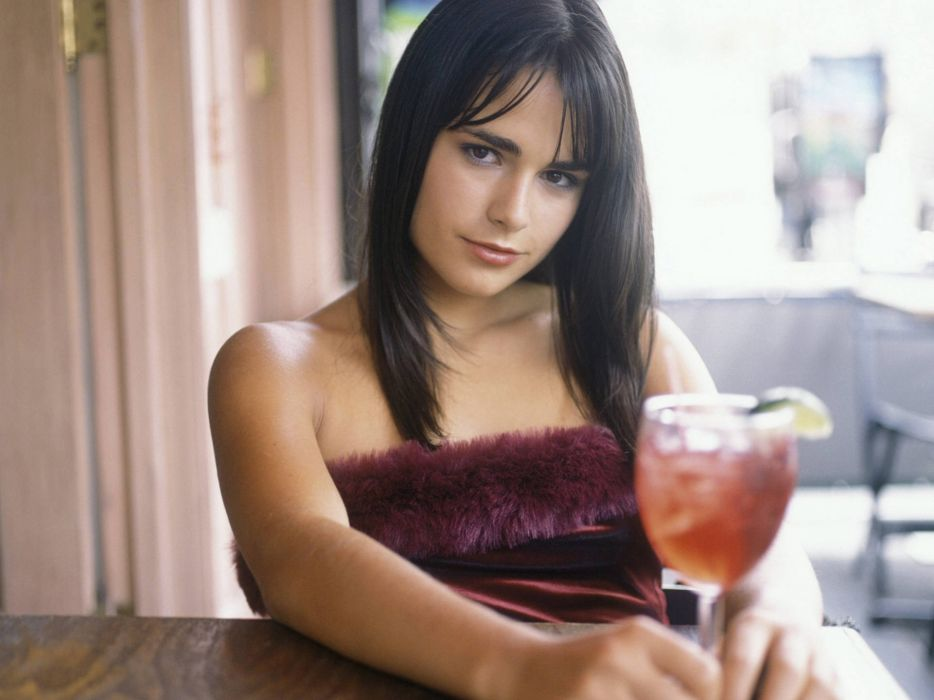 Brunettes women white actress lips brown eyes cocktail jordana brewster drinks wallpaper