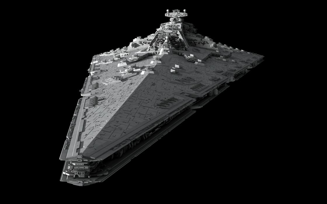 Star wars destroyer wallpaper