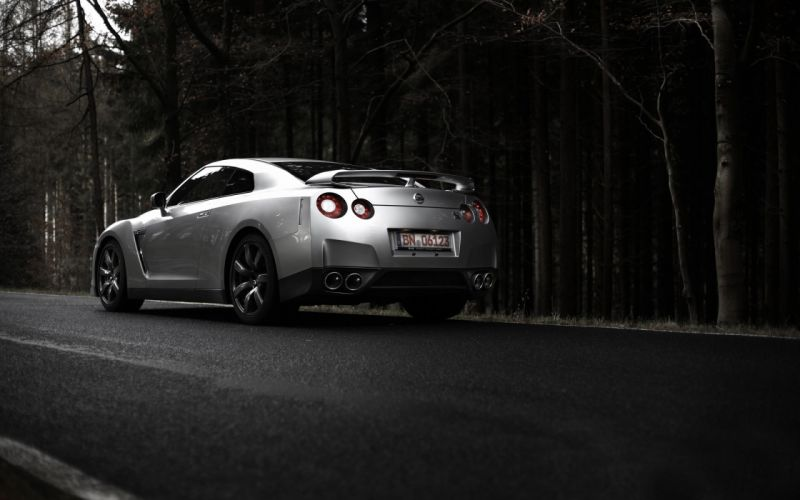 Cars vehicles nissan gtr r wallpaper