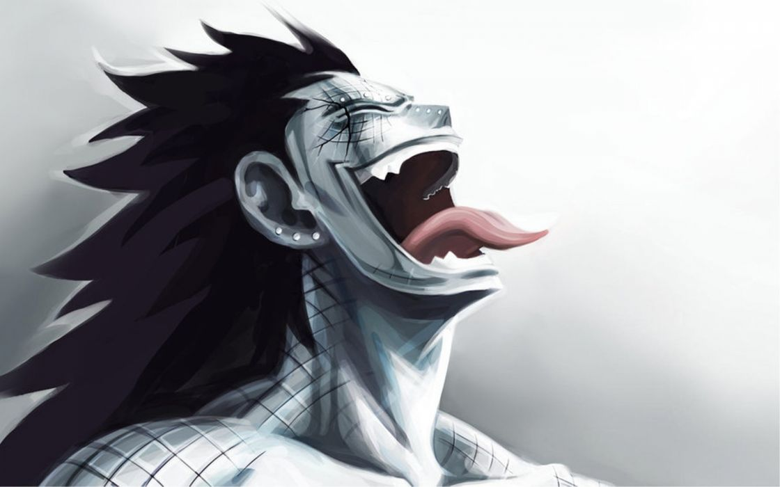 Fairy Tail Dragon Slayer Gajeel Wallpaper
