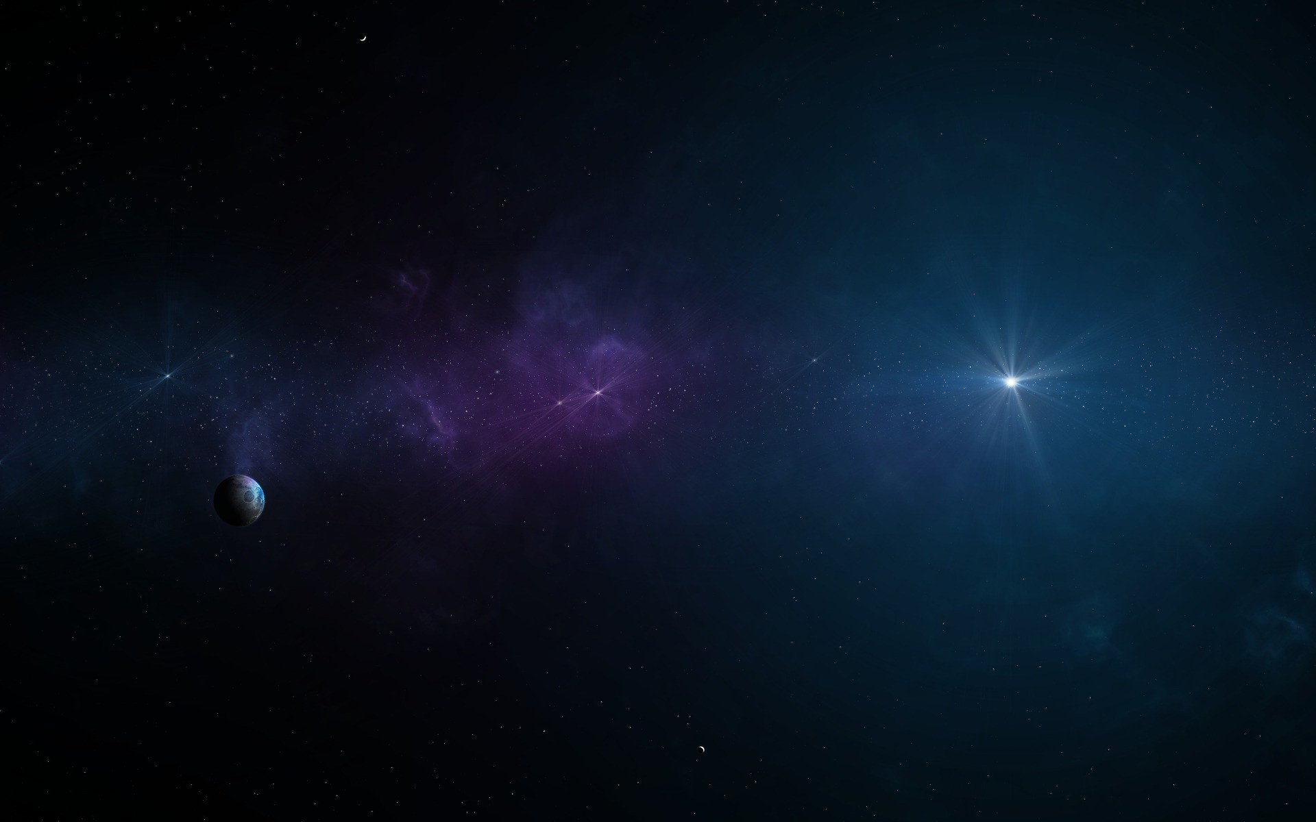 outer space planets skyscapes -#main