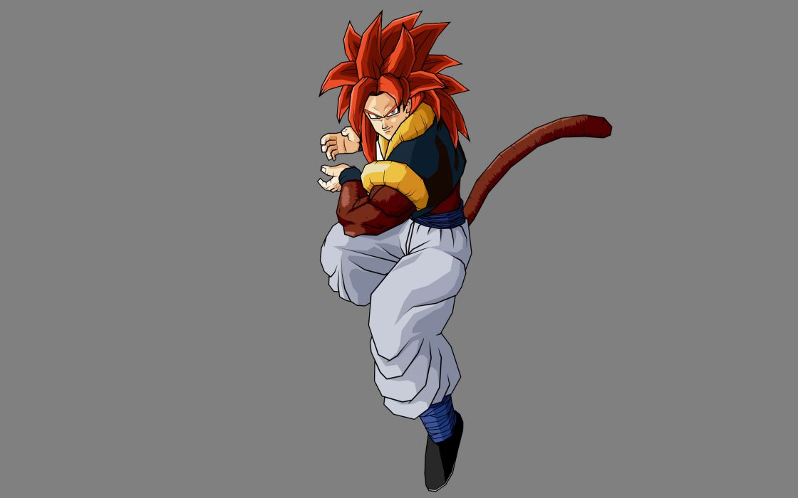 Tails dragon ball z gogeta wallpaper
