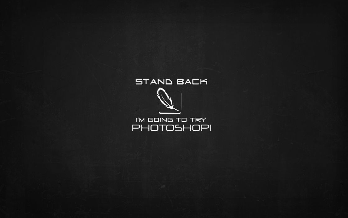 Back photomanipulations wallpaper