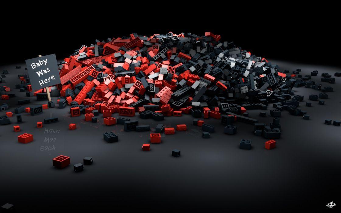 Lego deviantart artwork wallpaper
